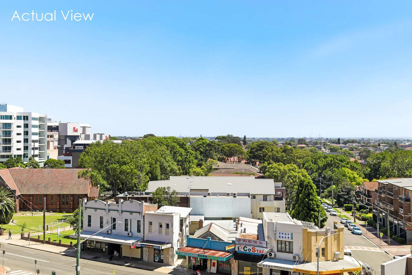 Main view of Homely apartment listing, 602A/1 Jack  Brabham Drive, Hurstville NSW 2220