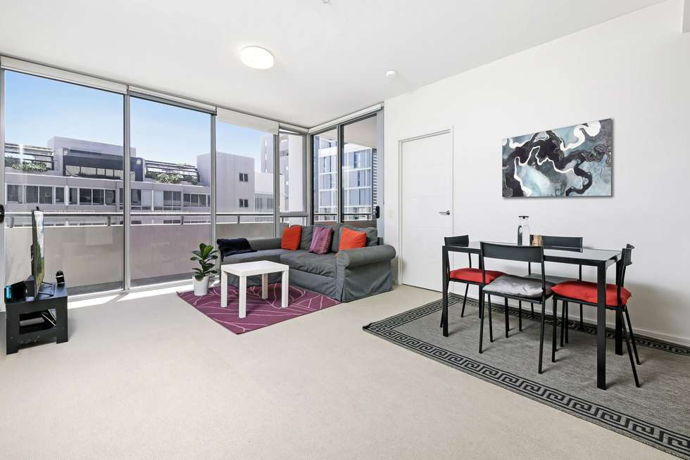 Second view of Homely apartment listing, 602A/1 Jack  Brabham Drive, Hurstville NSW 2220