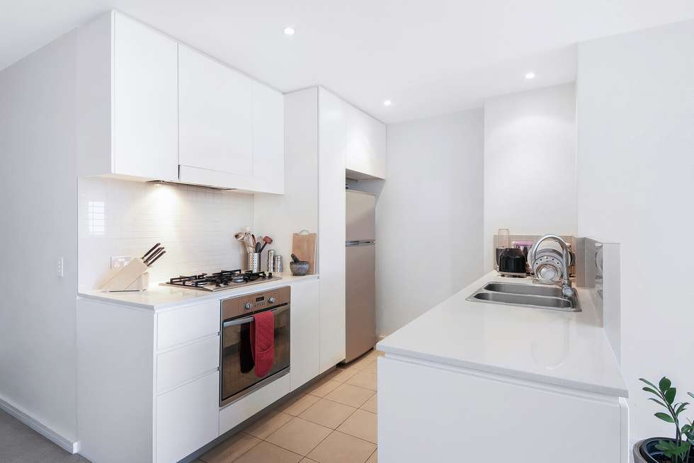 Third view of Homely apartment listing, 602A/1 Jack  Brabham Drive, Hurstville NSW 2220