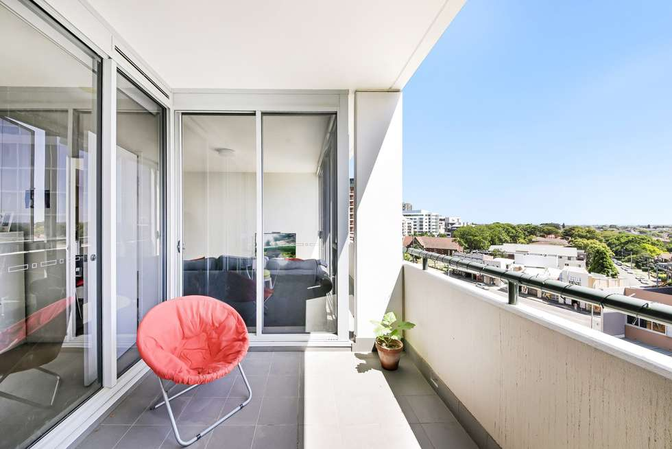 Fourth view of Homely apartment listing, 602A/1 Jack  Brabham Drive, Hurstville NSW 2220