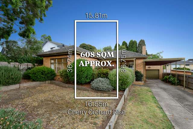 4 Cherry Orchard Rise, Box Hill North VIC 3129