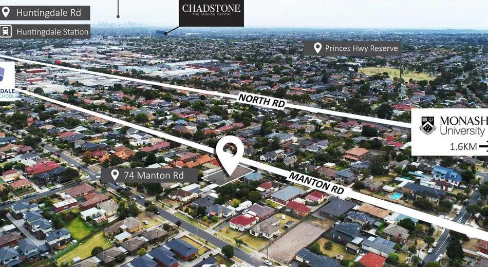 74 Manton Road, Clayton VIC 3168
