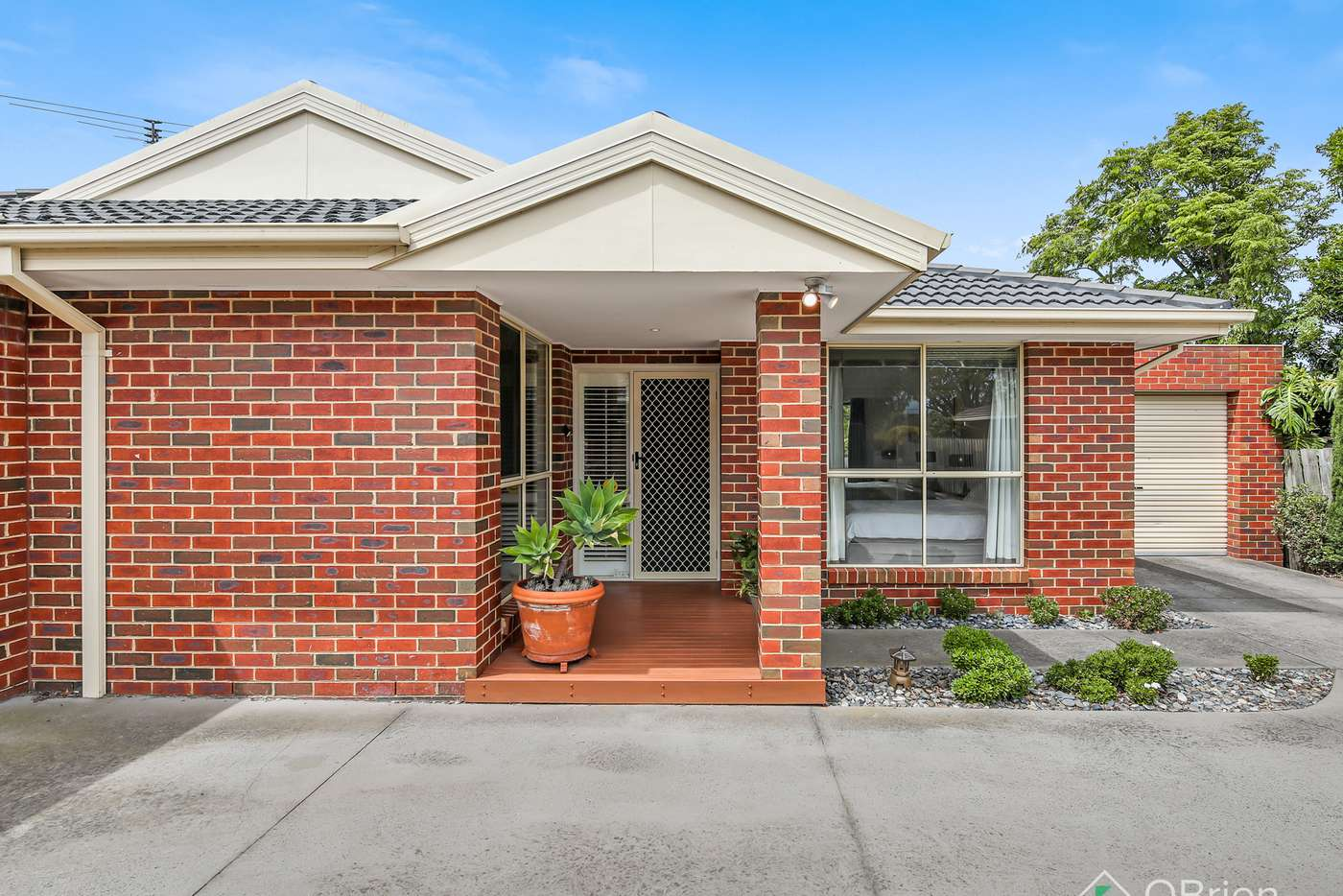 Main view of Homely unit listing, 2/126 Wanda Street, Mulgrave VIC 3170