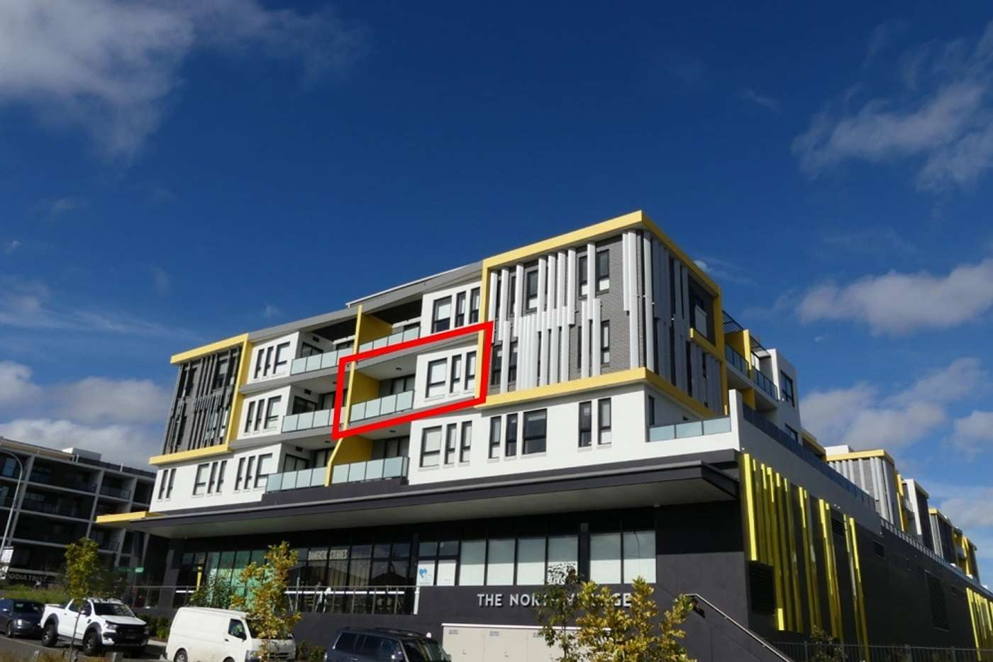Main view of Homely apartment listing, 325/10 Hezlett Road, North Kellyville NSW 2155