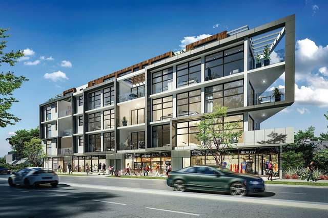 404/507-511 Liverpool Road, Strathfield NSW 2135