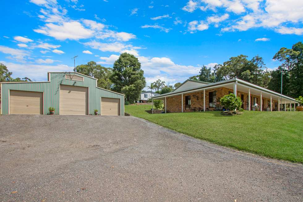 Second view of Homely acreageSemiRural listing, 1732 Wisemans Ferry Road, Central Mangrove NSW 2250