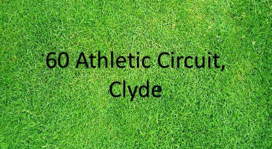 60 Athletic Circuit, Clyde VIC 3978