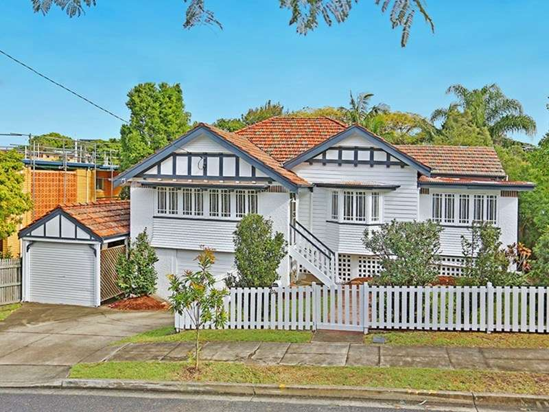 Main view of Homely house listing, 24 Montpelier Street, Clayfield, QLD 4011