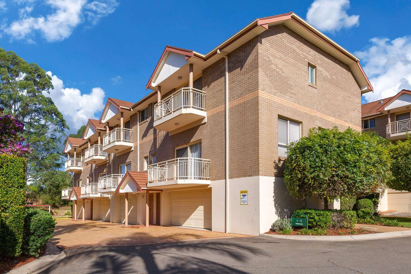 Main view of Homely townhouse listing, 2/94-116 Culloden Road, Marsfield NSW 2122