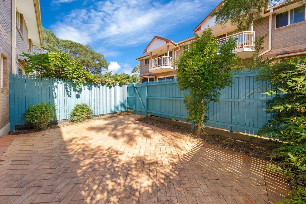 Third view of Homely townhouse listing, 2/94-116 Culloden Road, Marsfield NSW 2122
