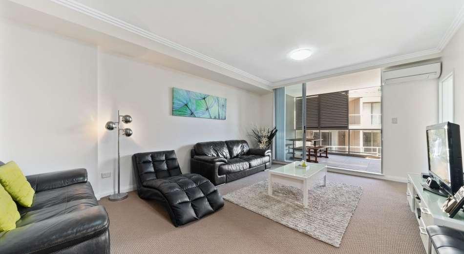 I101/81 Courallie Avenue, Homebush West NSW 2140
