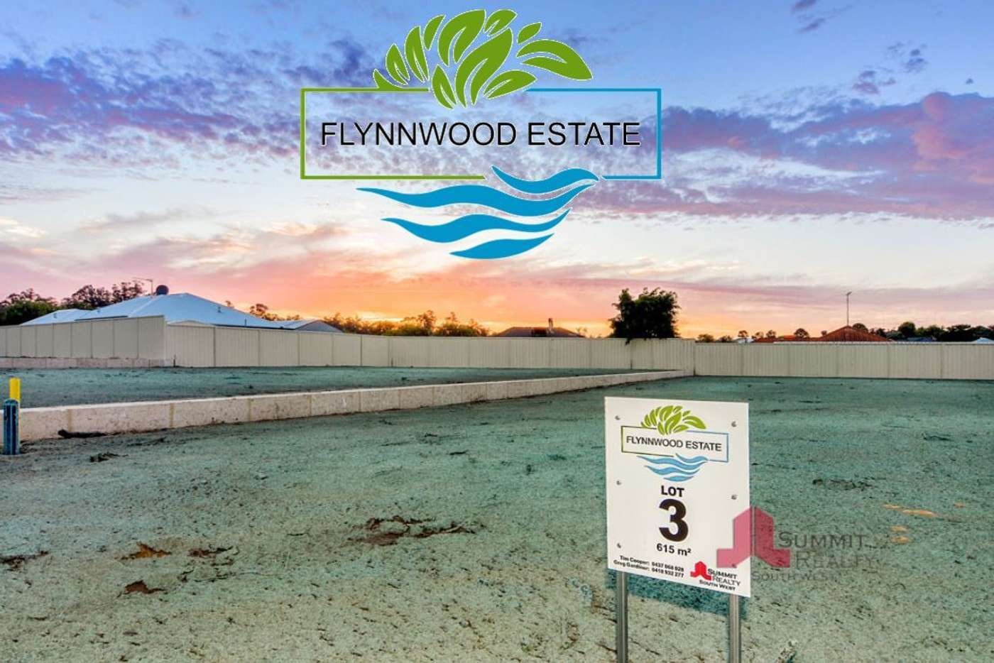 Main view of Homely residentialLand listing, Lot 3 Mosedale Avenue, Usher WA 6230