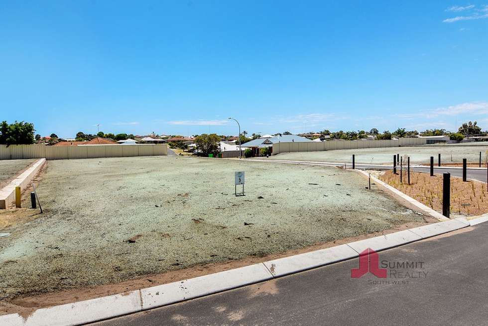 Fourth view of Homely residentialLand listing, Lot 3 Mosedale Avenue, Usher WA 6230