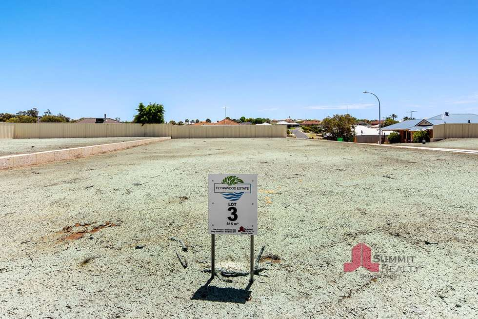Fifth view of Homely residentialLand listing, Lot 3 Mosedale Avenue, Usher WA 6230