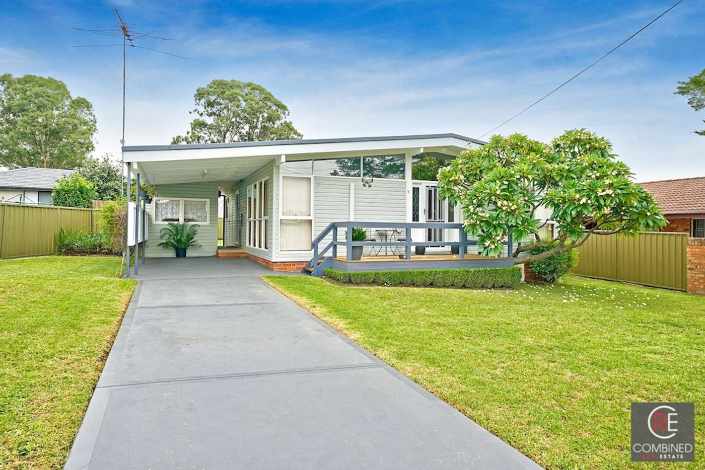 Main view of Homely house listing, 5 Hobart Avenue, Campbelltown NSW 2560
