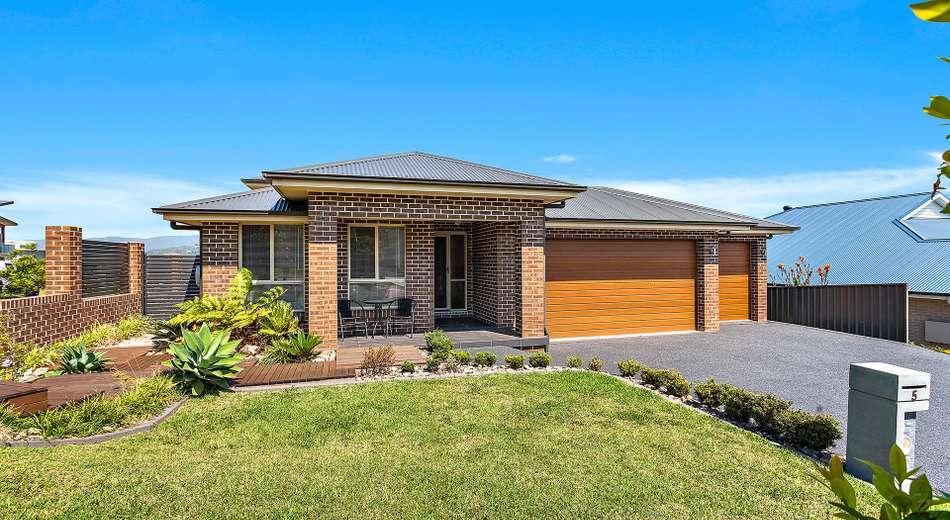 5 Horizons Avenue, Shell Cove NSW 2529