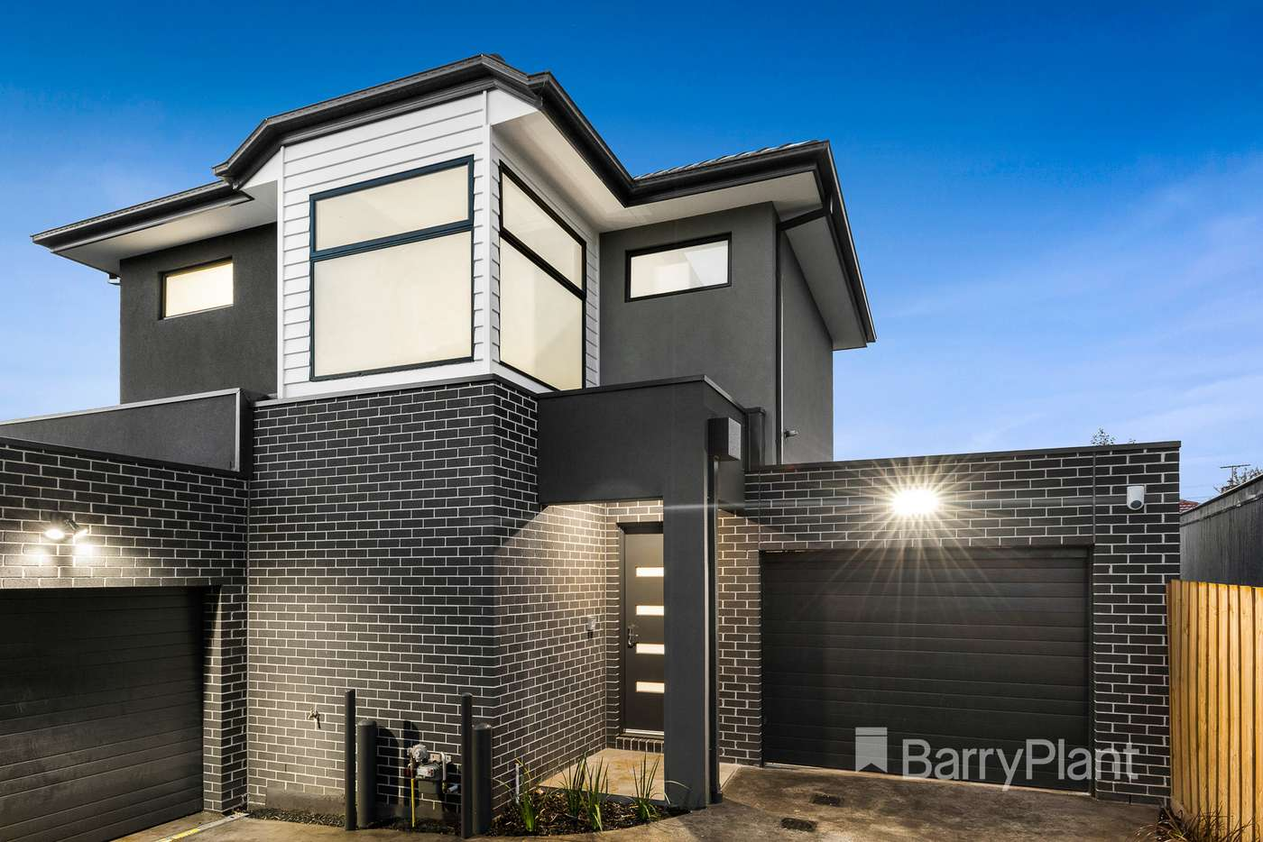 Main view of Homely townhouse listing, 2/26 Bunker Avenue, Kingsbury VIC 3083