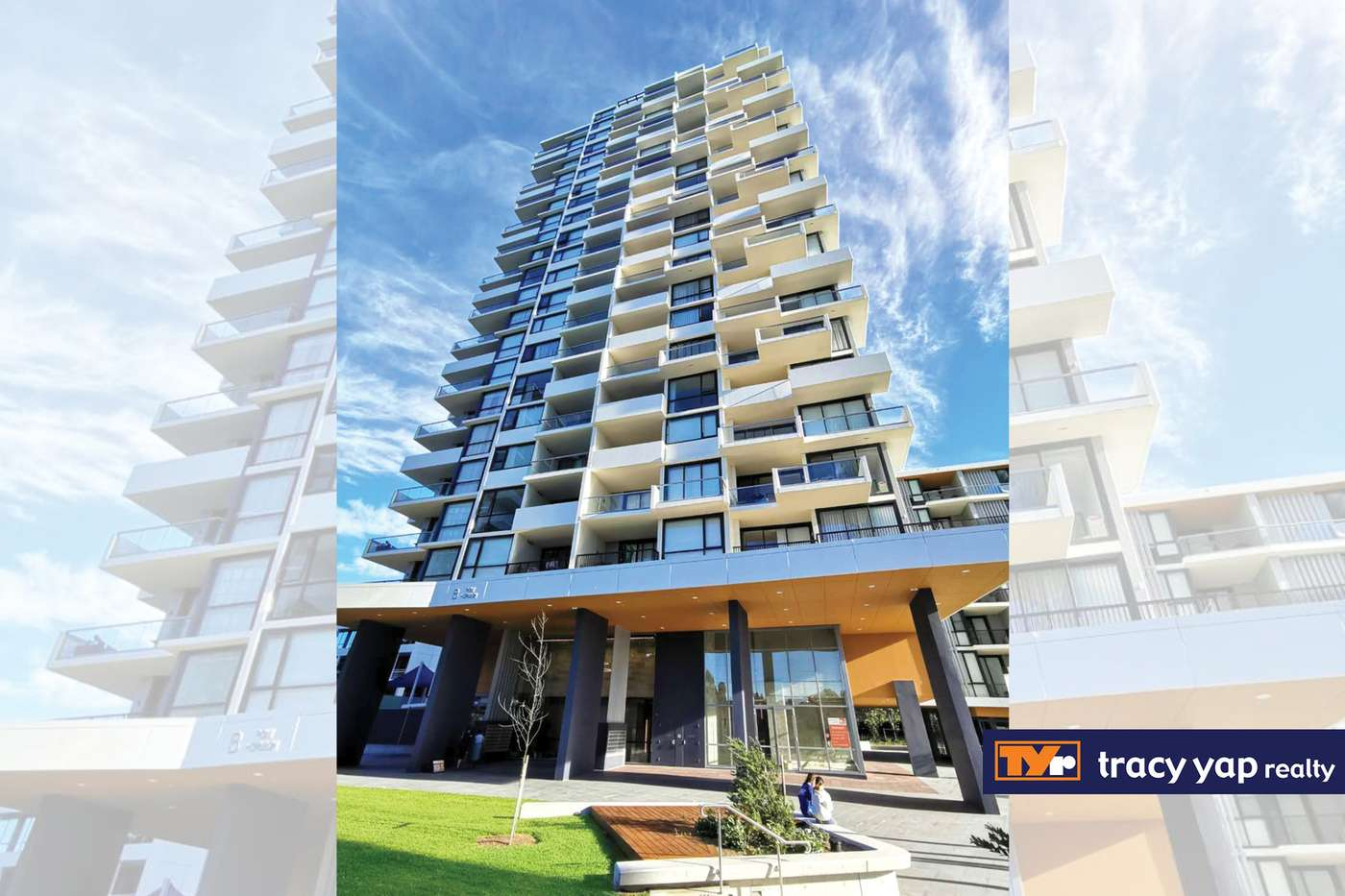 Main view of Homely apartment listing, B404/26 Cambridge Street, Epping, NSW 2121