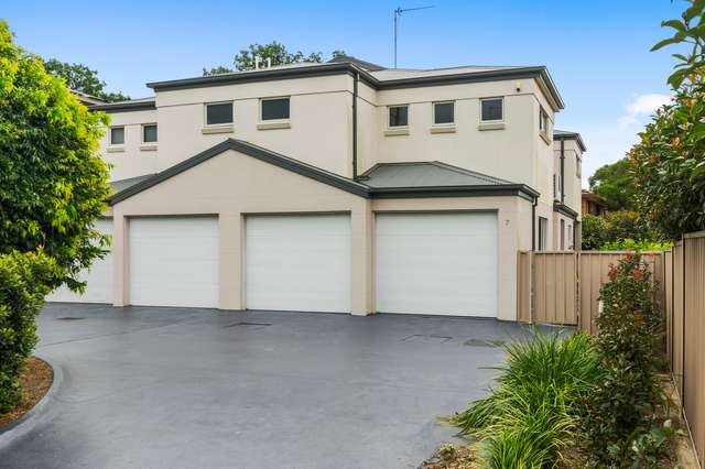 7/29 Robsons Road, Keiraville NSW 2500