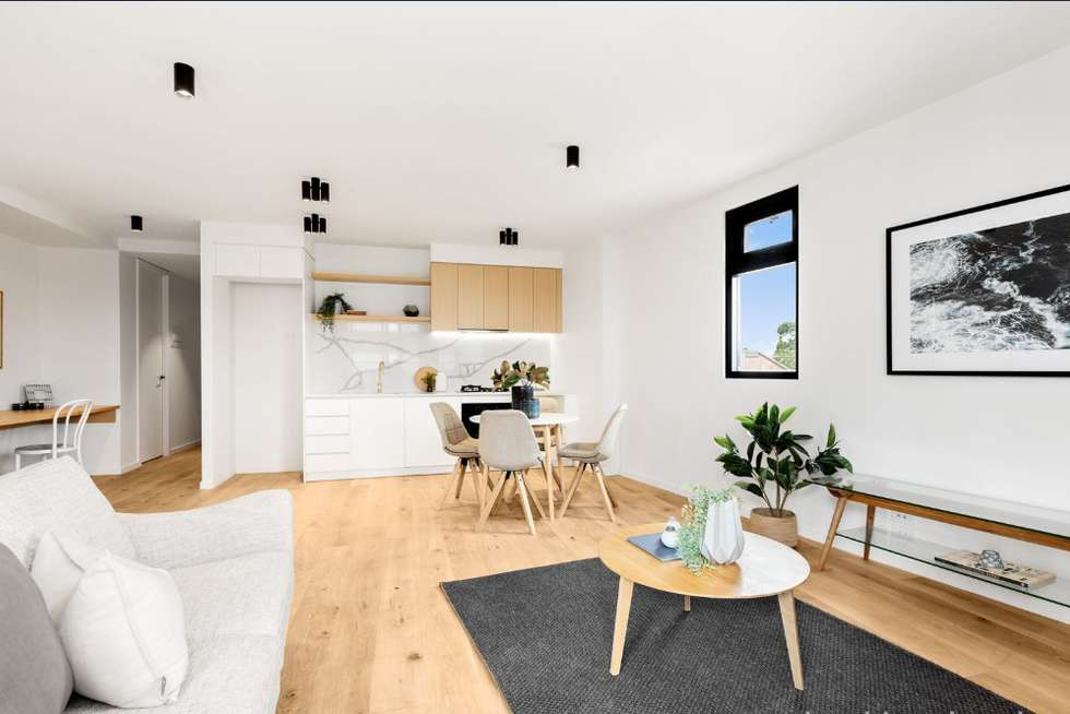 Second view of Homely apartment listing, 201/22 Nicholson Street, Fitzroy North VIC 3068
