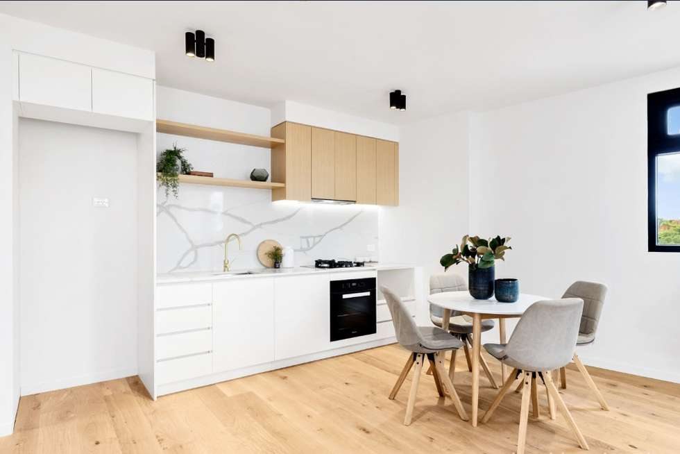 Third view of Homely apartment listing, 201/22 Nicholson Street, Fitzroy North VIC 3068