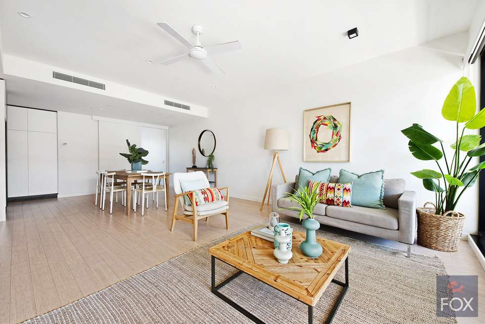 Second view of Homely apartment listing, 201/14 Sixth Street, Bowden SA 5007