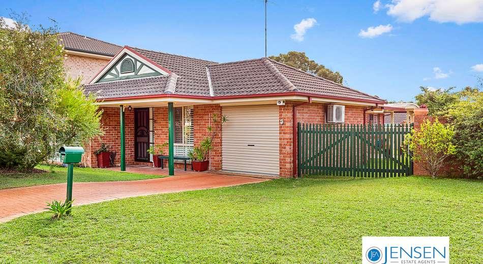 4 Kentia Court, Stanhope Gardens NSW 2768