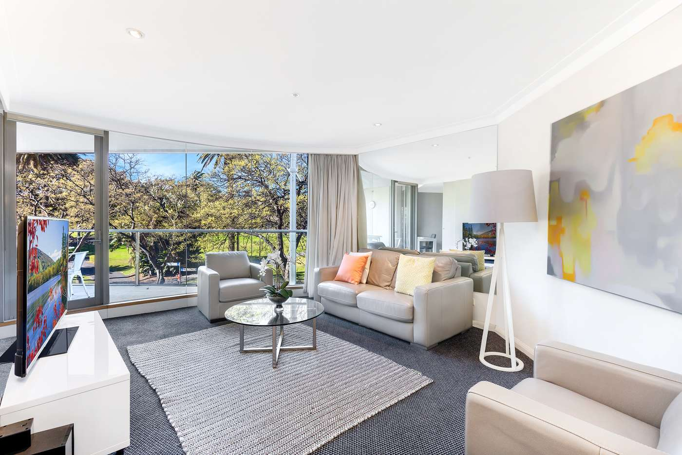 Main view of Homely apartment listing, 512/61 Macquarie Street, Sydney NSW 2000