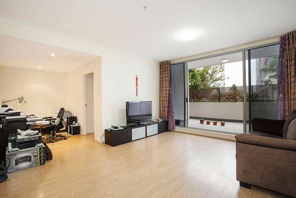 Second view of Homely apartment listing, 103B/1 Jack Brabham Drive, Hurstville NSW 2220