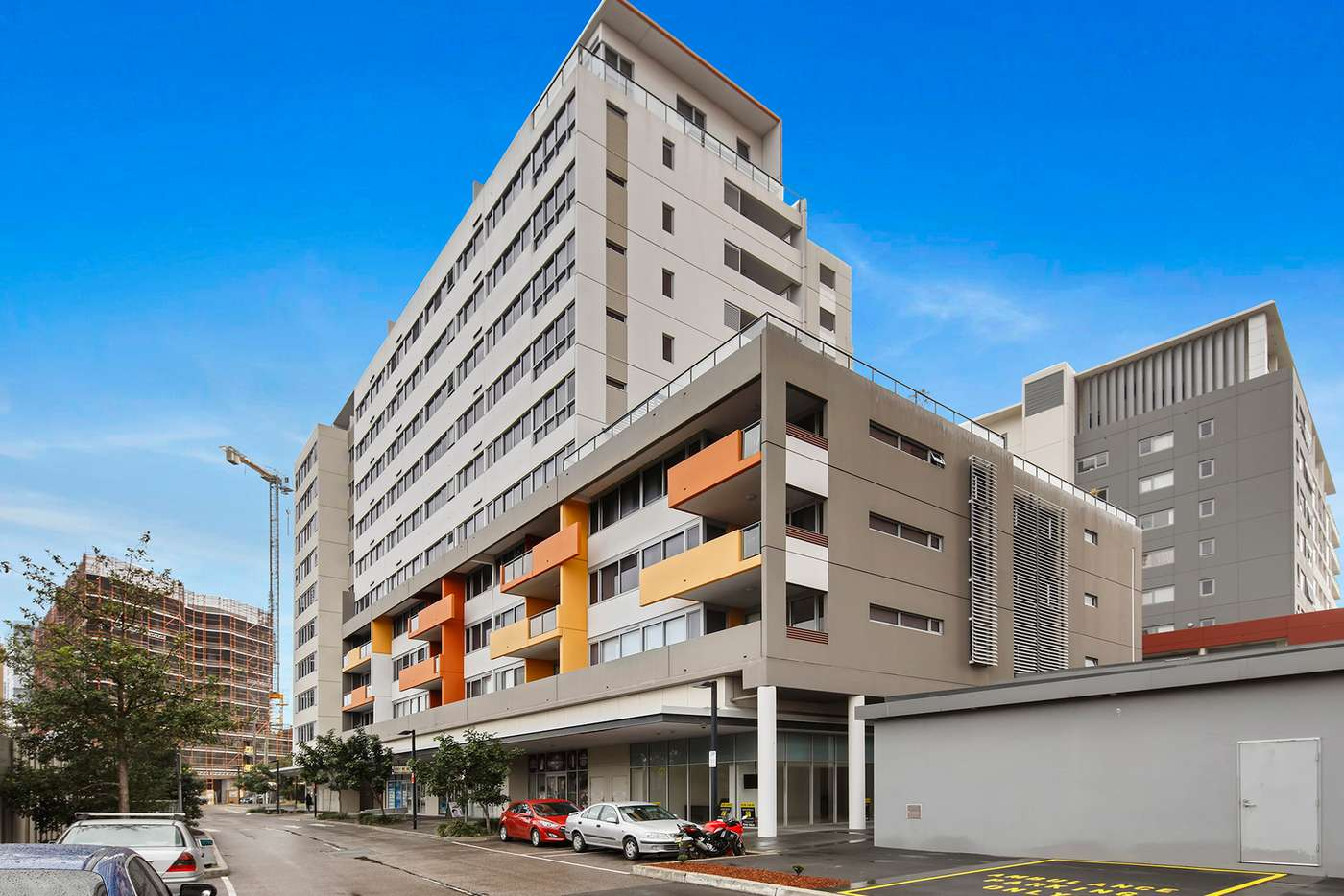 Sixth view of Homely apartment listing, 103B/1 Jack Brabham Drive, Hurstville NSW 2220