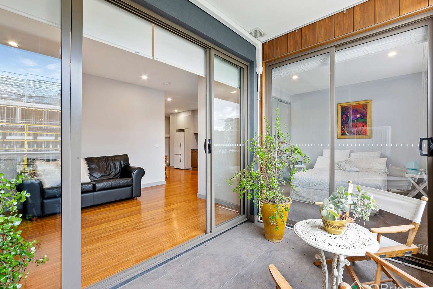 Main view of Homely apartment listing, 1/11 Railway Crescent, Hampton VIC 3188
