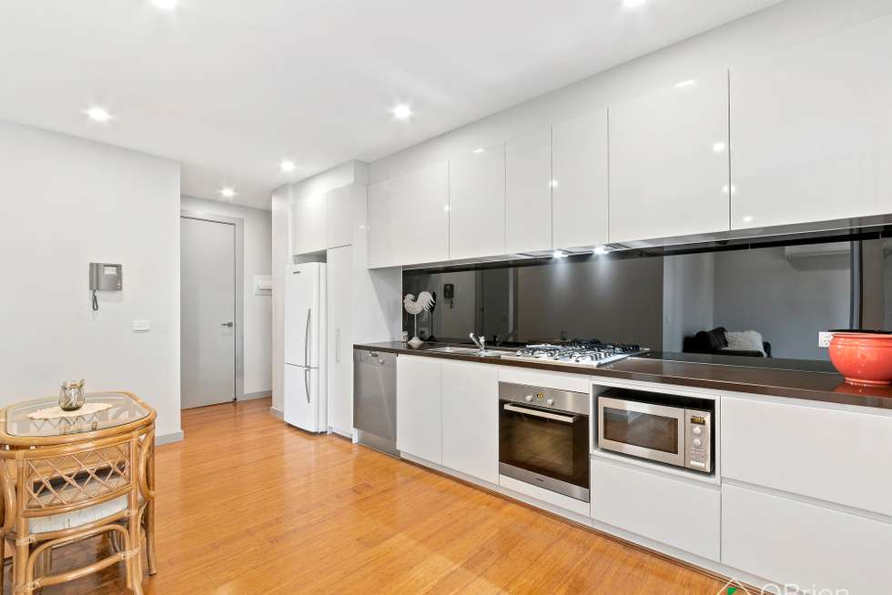 Third view of Homely apartment listing, 1/11 Railway Crescent, Hampton VIC 3188