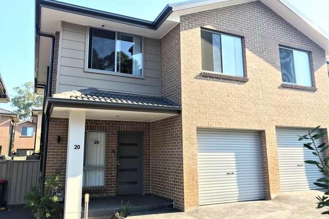 20/1-5 Hythe Street, Mount Druitt NSW 2770