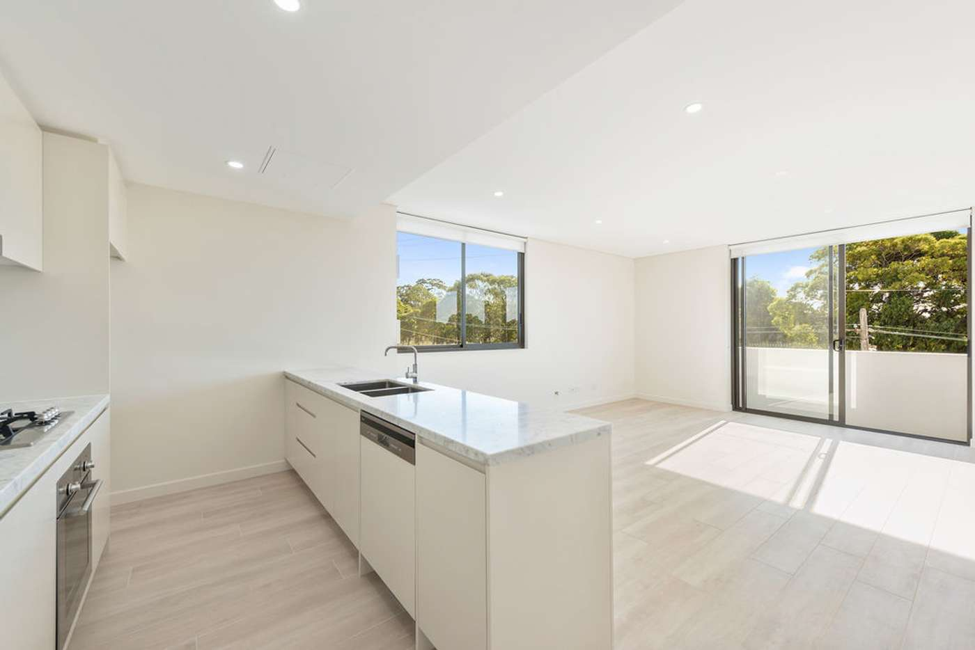 Main view of Homely unit listing, 206/128 Willarong Road, Caringbah NSW 2229