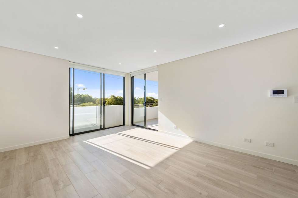 Second view of Homely unit listing, 206/128 Willarong Road, Caringbah NSW 2229