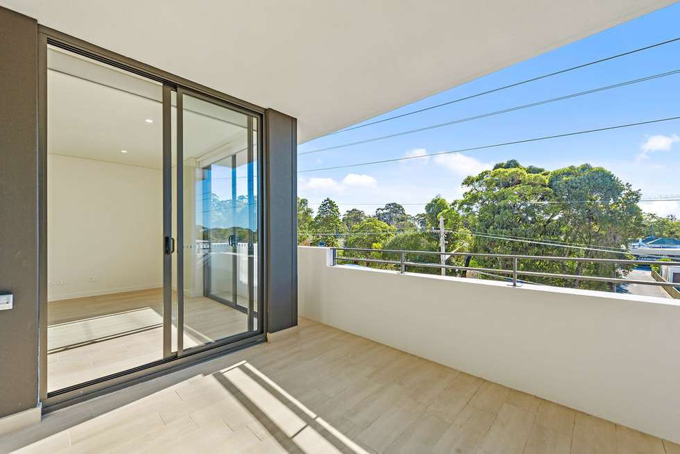 Third view of Homely unit listing, 206/128 Willarong Road, Caringbah NSW 2229
