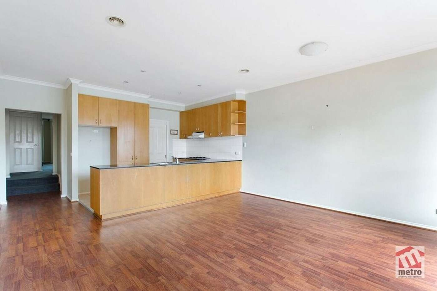 Main view of Homely townhouse listing, 202 Nicholson Street, Brunswick East VIC 3057