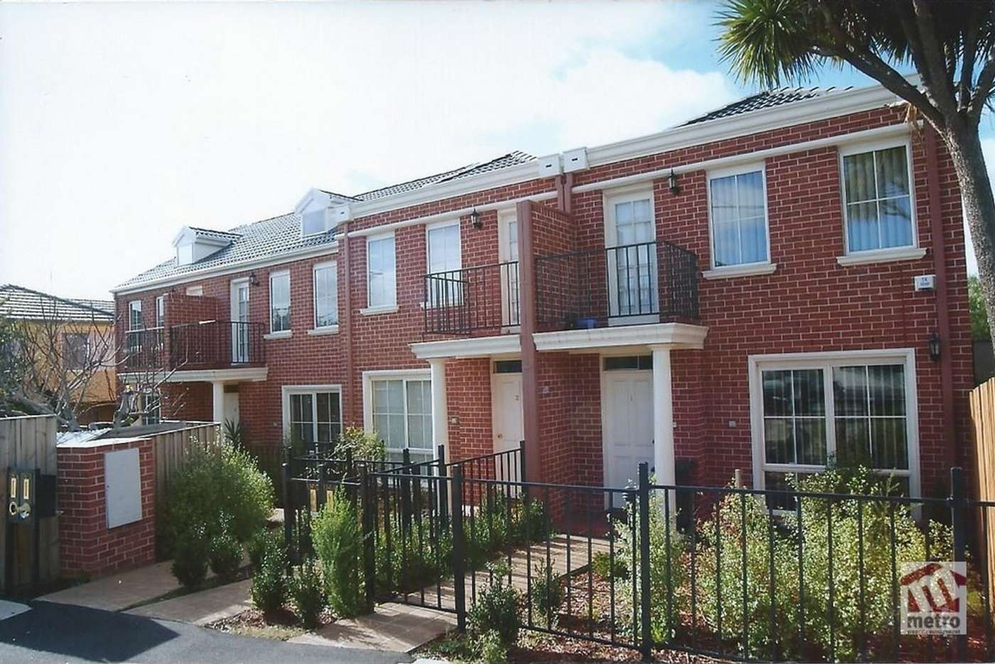 Seventh view of Homely townhouse listing, 202 Nicholson Street, Brunswick East VIC 3057