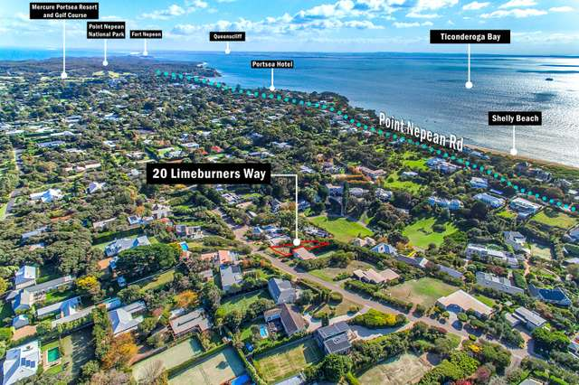 20 Limeburners Way, Portsea VIC 3944