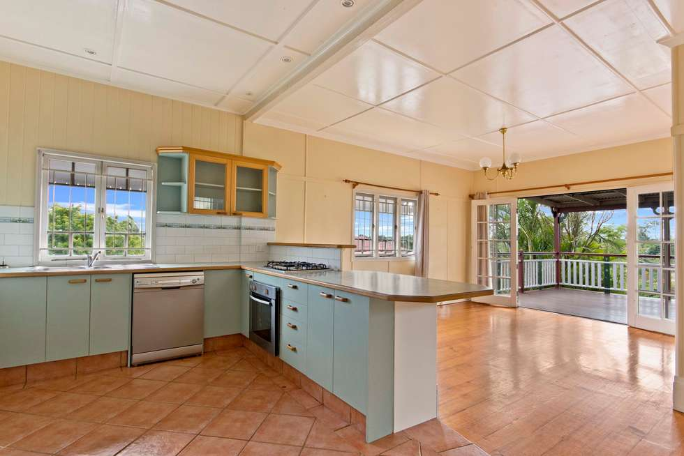 Second view of Homely house listing, 4 St. Leonards Street, Coorparoo QLD 4151