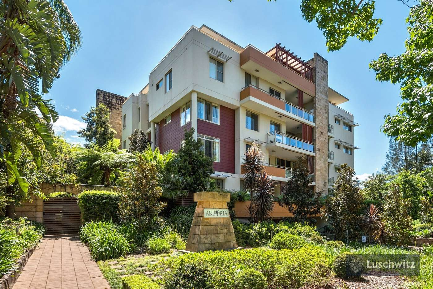 Main view of Homely apartment listing, 54/4-8 Bobbin Head Road, Pymble NSW 2073