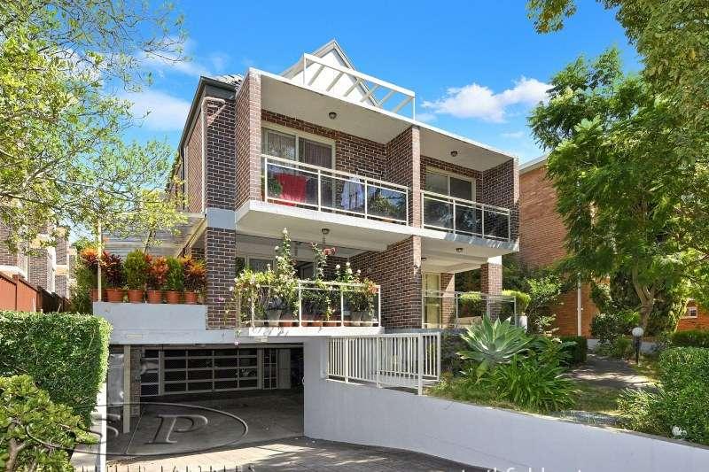 Main view of Homely apartment listing, 8/4 Burlington Road, Homebush, NSW 2140