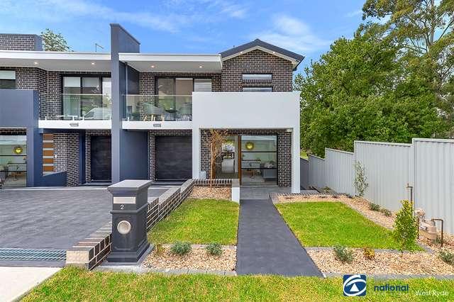 2 Gibbons Street, Oatlands NSW 2117