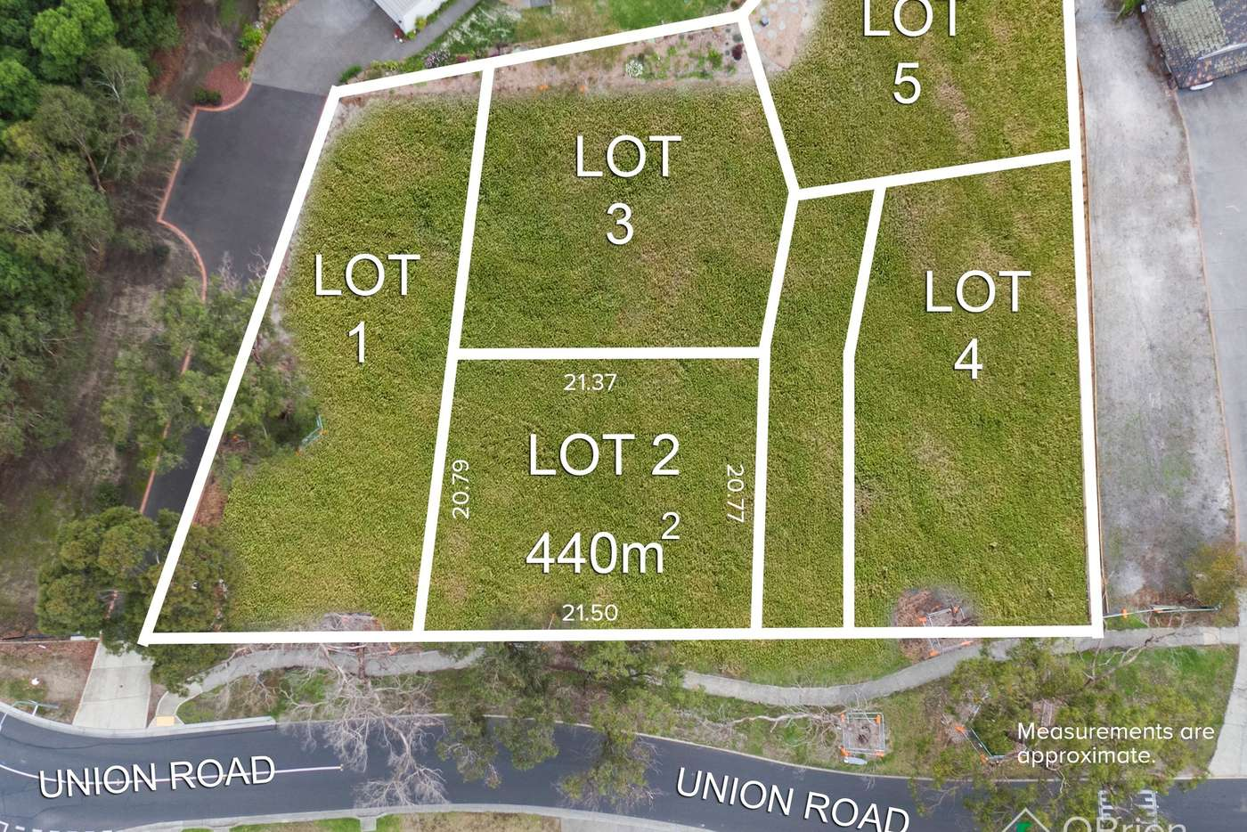 Main view of Homely residentialLand listing, LOT 2/119 Union Road, Langwarrin VIC 3910