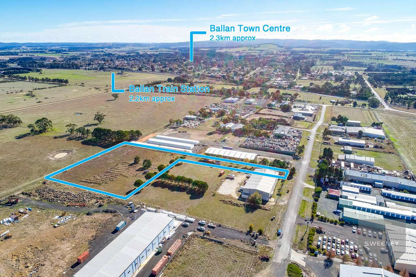 Main view of Homely residentialLand listing, LOT 18/44 Haddon Drive, Ballan VIC 3342
