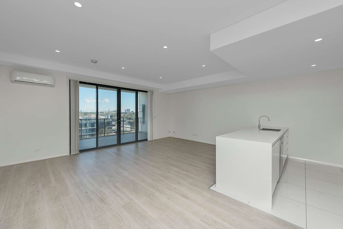 Main view of Homely apartment listing, 607/7-11 Derowie Avenue, Homebush NSW 2140