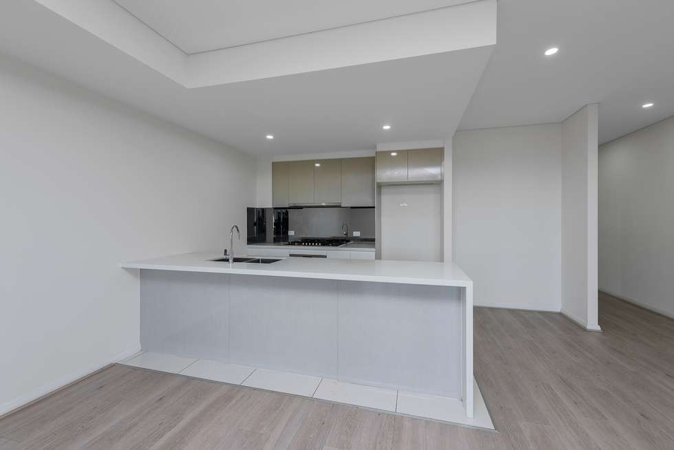 Second view of Homely apartment listing, 607/7-11 Derowie Avenue, Homebush NSW 2140