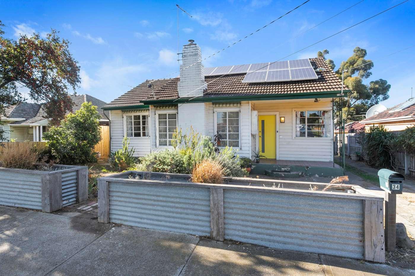 Main view of Homely house listing, 34 Mernda Street, Sunshine West VIC 3020