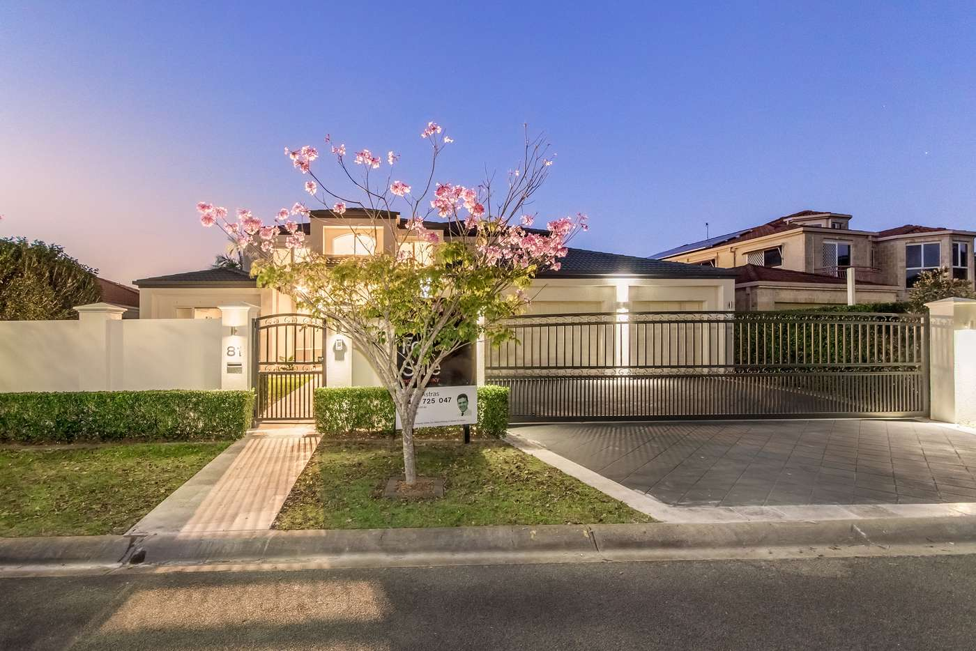 Main view of Homely house listing, 81 Bollard Circuit, Clear Island Waters QLD 4226