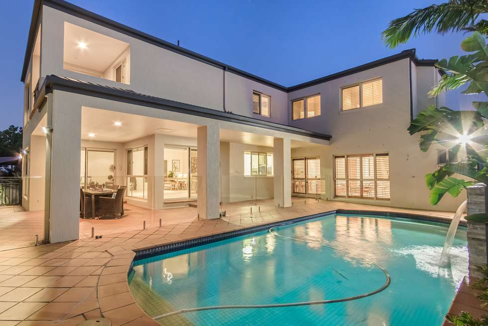 Second view of Homely house listing, 81 Bollard Circuit, Clear Island Waters QLD 4226